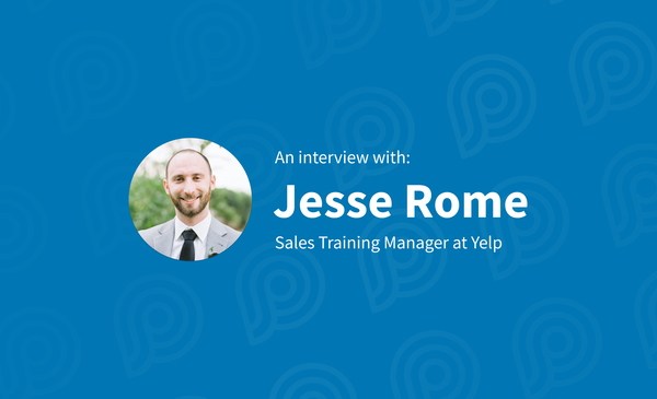 Navigating Sales Management in a Remote World with Jesse Rome